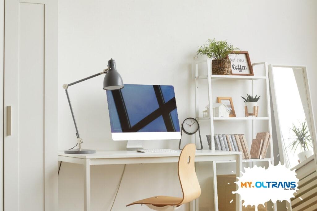 Как да обособите работото си място като преводач - работно място № 2