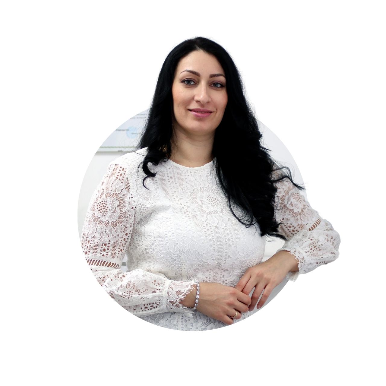 Лектор - Надя Рангелова